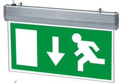 LED Suspended Exit Sign