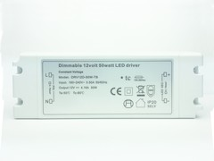 50W DC Drivers with Outlet Options