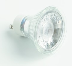 GU10 LED With Glass Reflector