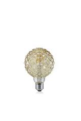 Vintage Led Faceted Filament Lamp
