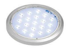 LED Flat Round LED Under Cabinet Light