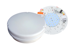 IP65 LED Bulkhead With Microwave Sensor