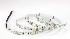 4 In 1 RGB/Warm White Colour Changing LED Tape - 12mm