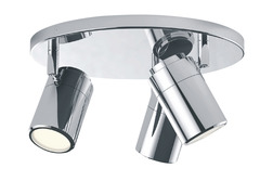 Triple Spot Bathroom Ceiling Light