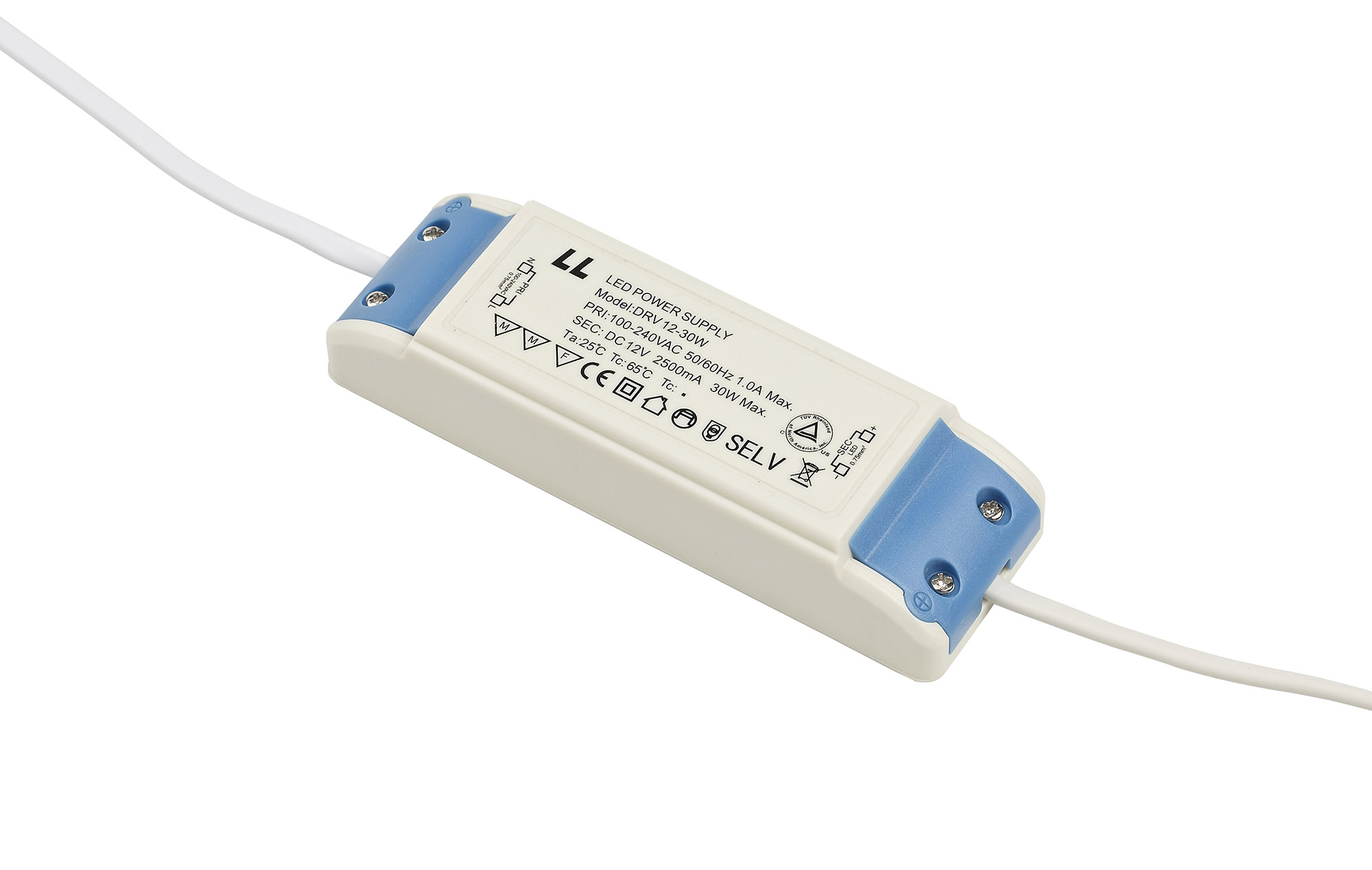 30w Dc Drivers With Outlet Options Leyton Lighting