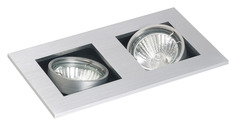 Twin Rectangular Downlight