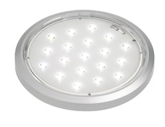 LED Flat Round LED Under Cabinet Light