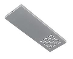 Quattro LED Cabinet with Door Sensor